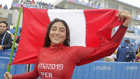 Rosas fue campeona panamericana en Lima 2019 hace casi dos años. (Foto: GEC)