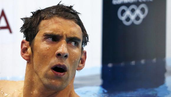El 'tiburón' Phelps retornará a la competencia el 24 de abril