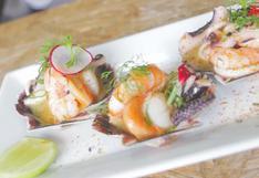 Somos receta: mariscos en ajo y mantequilla al estilo de Amankaya [VIDEO]