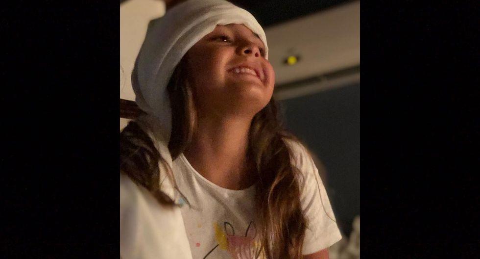 Rafaela es la tercera hija del cantante, fruto de su relación con la colombiana Paola Eraso.