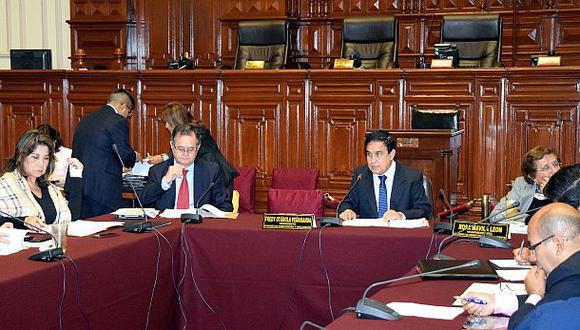 Voto preferencial: Gana Perú acusa doble discurso de partidos