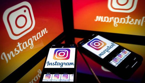 Encuentra algunas cuentas en Instagram para pasar Semana Santa. (Foto: AFP/ Lionel Bonaventure)