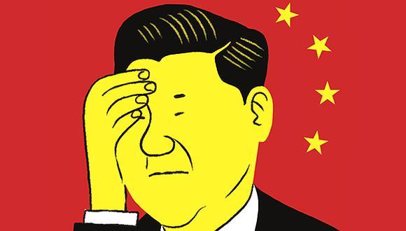 """""""La intolerancia de Xi a la disidencia y su vulnerabilidad a la mala información han hecho que su gobierno sea mucho más propenso a cometer errores políticos""""."""