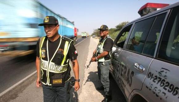 Liberaron a alcalde de San Marcos detenido anoche con S/.45 mil