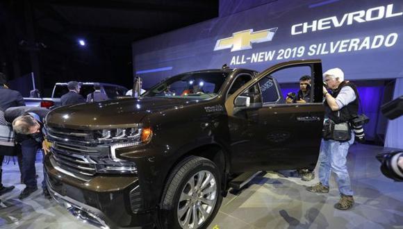 En el Salón del Automóvil de Detroit se lanzarán 40 nuevos modelos de las principales marcas. (Foto: Getty Images)