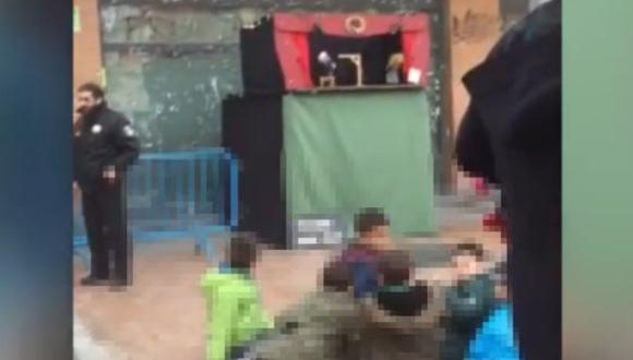 Escándalo en España: Espectáculo para niños hace alusión a ETA