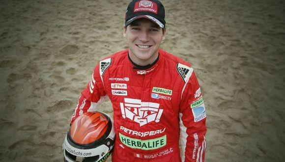 Fuchs pone en pausa Mundial de Rally para probar el Dakar