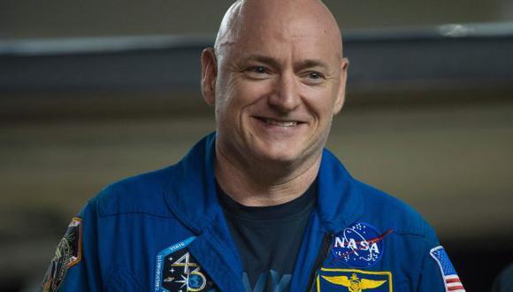 Scott Kelly, asronauta de la NASA.