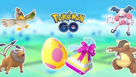 Pokémon GO viene cargado de sorpresas en el noveno mes del año. (Foto: Pokémon GO)