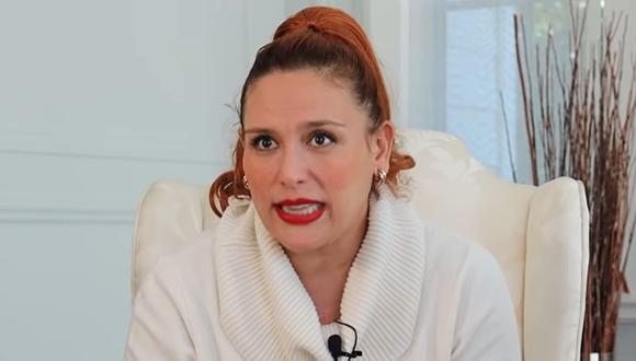La actriz contó que ni la saludaban cuando llegaba a trabajar. (Foto: Angélica Vale / Youtube)