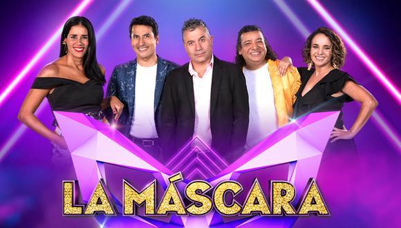 """""""La Máscara"""" se estrenó el sábado 29 de febrero por la señal de Latina. (Foto: @latina.pe)"""
