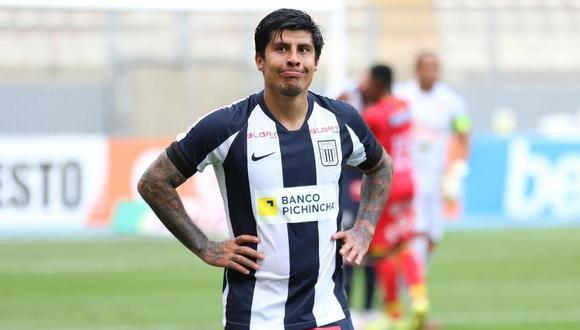 El chileno Patricio Rubio no entra en los planes de Alianza Lima para este 2021. El principal inconveniente es el tema económico. (Foto: Liga 1)