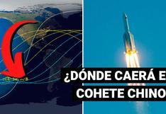 ¿Qué tan peligrosa podría ser la caída del cohete chino que está regresando a la Tierra?