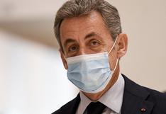 Nicolas Sarkozy es condenado a tres años de prisión por corrupción pero no pisará la cárcel