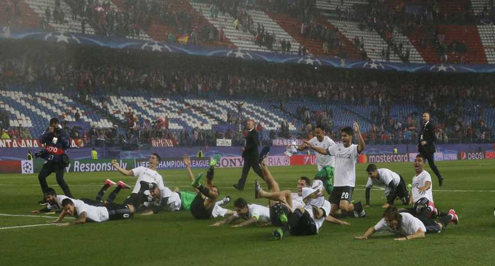Real Madrid: la felicidad merengue por llegar a una nueva final - 12