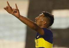 Boca Juniors venció 2-1 al Atlético Tucumán por la Liga Profesional de Argentina