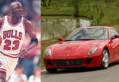 Michael Jordan cumple 57 años: la increíble colección de autos del ídolo de los Chicago Bulls   FOTOS