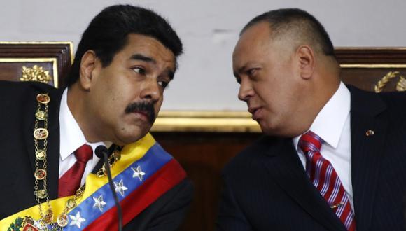 Maduro nombra a la esposa de Cabello como ministra de Turismo