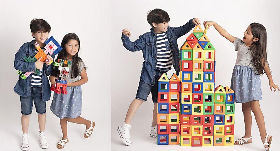 Los juguetes son un recurso indispensable para educar de manera didáctica, ya que estimulan la creatividad e imaginación del niño. | Cortesía