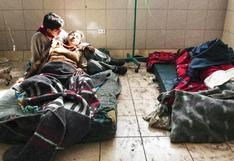 ¿Cómo fue el reporteo en Pisco tras el terremoto de magnitud 7,9°?