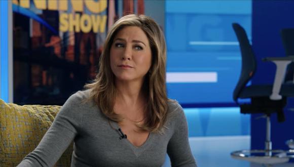 """Jennifer Aniston interpreta a la conductora de televisión Alex Levy en """"The Morning Show"""". (Apple TV+)"""