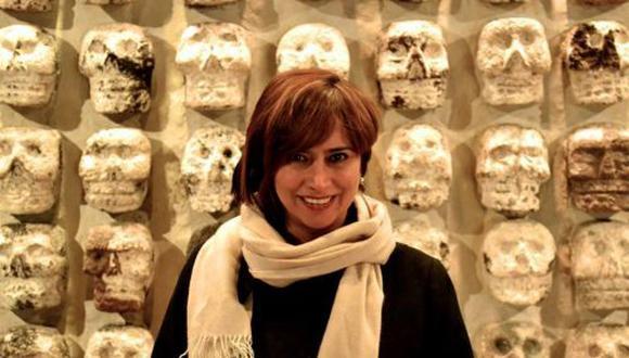 Ángela Delgado, Directora de desarrollo del Hay Festival Arequipa. La quinta edición del festival inicia el 7 de noviembre.