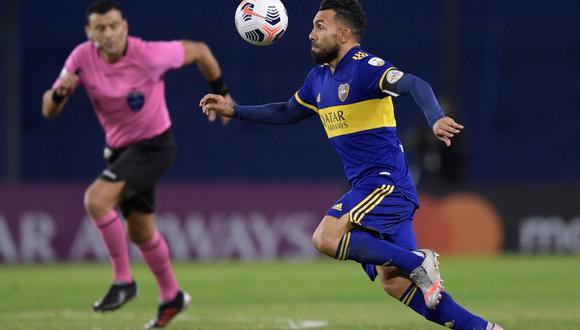 Boca Juniors enfrentó a The Strongest por la Copa Libertadores
