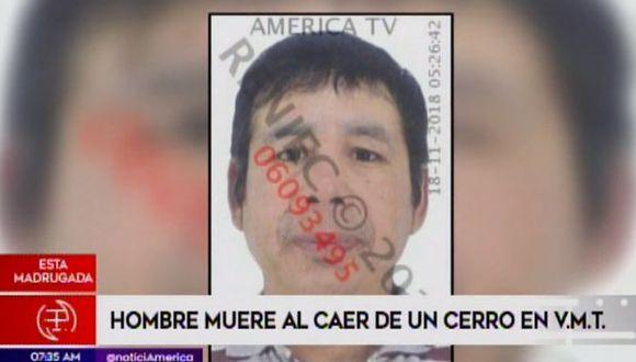 La Depincri de Villa María del Triunfo asumió las investigaciones. (Foto: Captura/América Noticias)