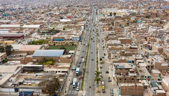 La Municipalidad de Lima señaló que los trabajos en la avenida Defensores del Morro beneficiará a 254 mil ciudadanos. (Foto: MML)