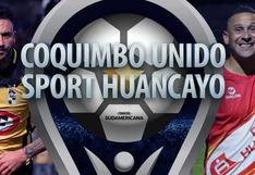 Sport Huancayo vs Coquimbo Unido EN VIVO: fecha, horario y canal del partido por la Copa Sudamericana