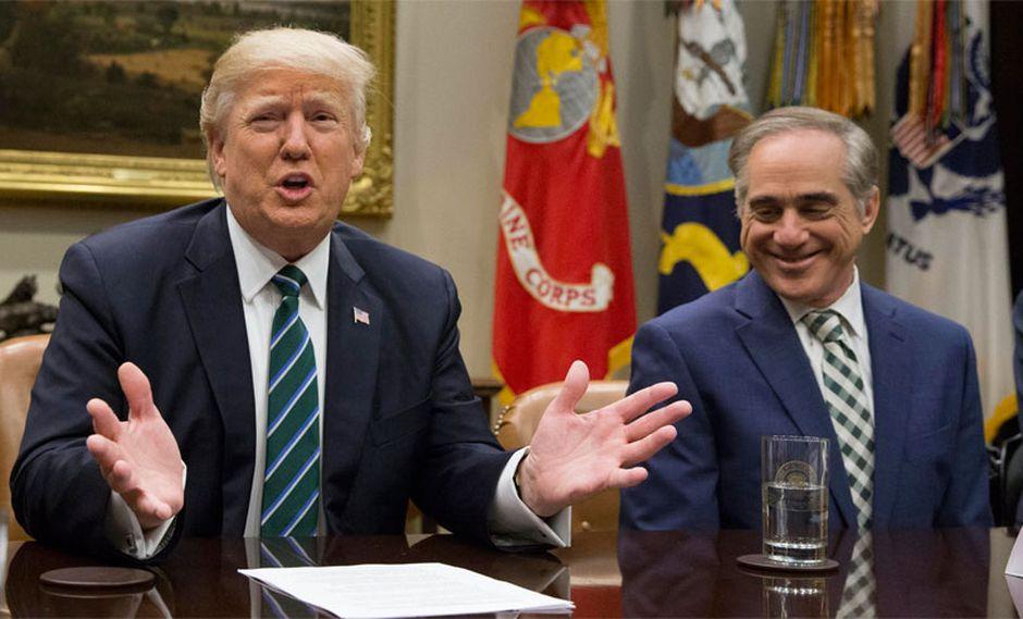 David Shulkin fue despedido de la Administración Trump en marzo después de que fuera acusado de haber utilizado las arcas del departamento para sufragar gastos personales. (Archivo EFE)