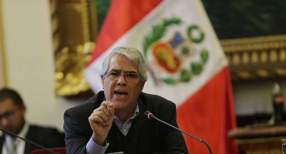 Gino Costa indicó que denuncia contra Pedro Chávarry podría quedar encarpetada. (Foto: GEC)