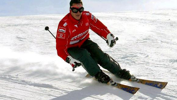 Schumacher se accidentó por tratar de salvar a una niña, asegura diario alemán