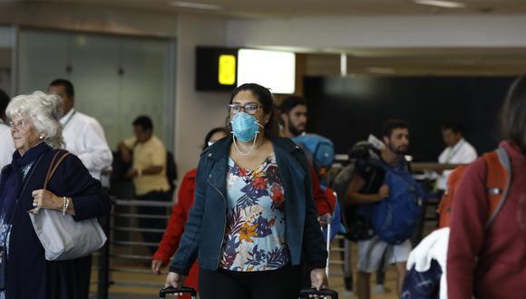 Las actividades en el aeropuerto Jorge Chávez se reanudaron el pasado 15 de julio. (Foto: GEC)