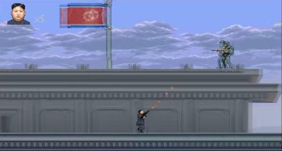 Kim Jong-Un protagoniza nuevo videojuego
