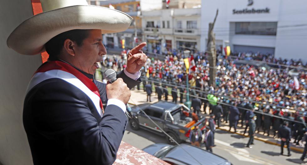 Pedro Castillo y un silencio incómodo (ante la prensa): ¿cuánto afecta a su  gobierno su poca claridad? | Vladimir Cerrón | Perú Libre | Guido Bellido |  POLITICA | EL COMERCIO PERÚ