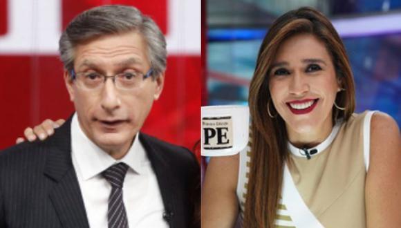 Federico Salazar responde por críticas a Verónica Linares (Foto: Instagram)