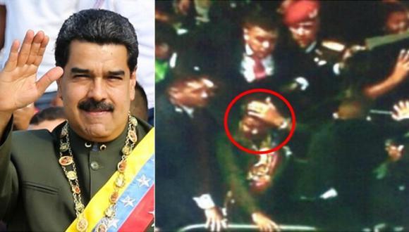 """""""A Maduro le lanzaron de todo, fue una avalancha de amor"""""""