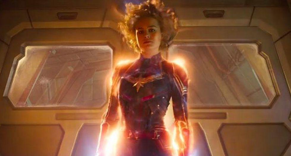 """La cinta protagonizada por la actriz Brie Larson rendirá un merecido tributo al """"padre de los superhéroes de Marvel"""". (Foto: Marvel Studios)"""