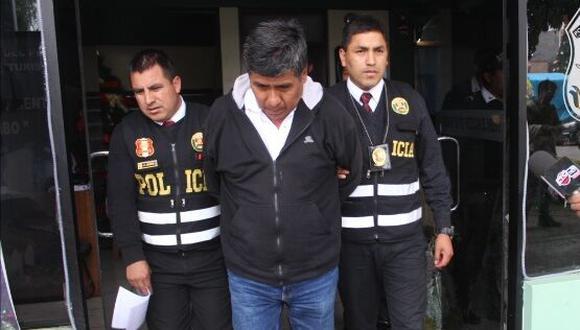 Según se pudo conocer, el hombre denunciado ha sido identificado como Miguel García, de 55 años.
