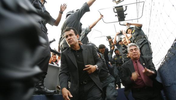Juan Reynoso dirigió su primera final por el título nacional en la temporada 2009. (Foto: César Fajardo / Archivo GEC)