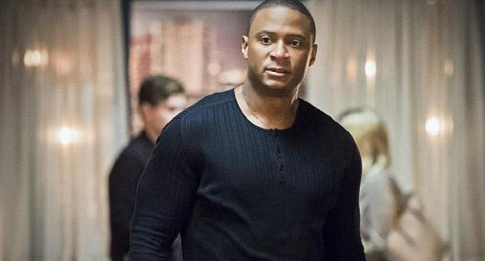Arrow: John Diggle, ¿es Green Lantern del Arrowverso? (Foto: The CW)