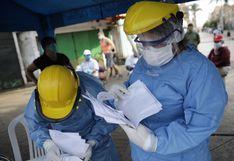 Coronavirus en Perú: Minsa publica convocatorias CAS con remuneraciones de hasta S/ 8.000