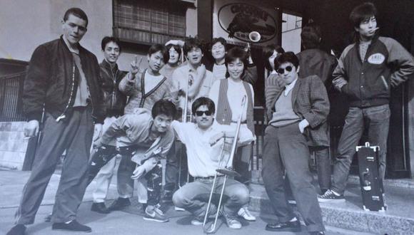 La Orquesta De La Luz se formó en 1984. (ORQUESTA DE LA LUZ)