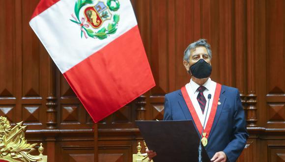 """""""Francisco Sagasti es un político de centro, respetado inclusive por quienes disienten políticamente con él"""". (Foto: Andina)."""