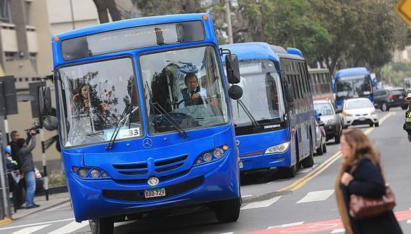 Patricia Juárez descarta anular corredor azul con Metropolitano