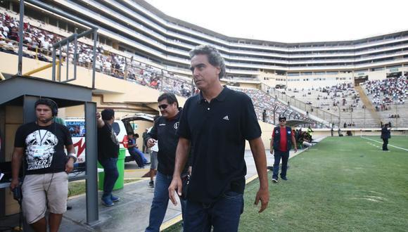 'Chemo' dirige a la Universidad César Vallejo de la Liga 1. (Foto: GEC)