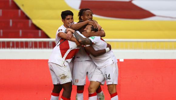 Perú repitió el triunfo que consiguió ante Ecuador en 2017 en las Eliminatorias a Rusia 2018. | Foto: AFP