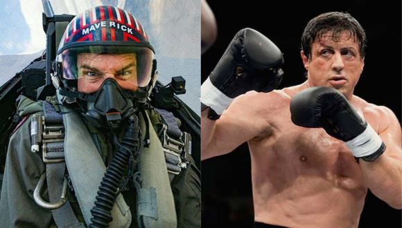 """Casco de """"Top Gun"""" y guantes de Rocky serán subastados en Estados Unidos. (Foto: Paramount Pictures)"""