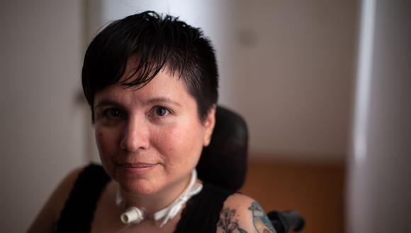 Ana Estrada tendrá la opción de decidir sobre su muerte.  (Foto: Efe)